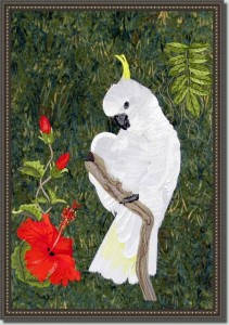 BFC0719 Large Cockatoo
