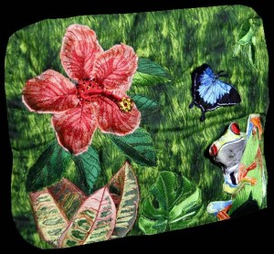 BFC0746 3D Rainforest Fun Designs