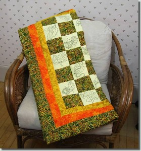 Tutorial: 3 Hour Quilt