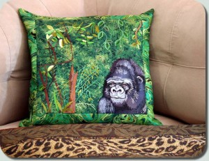 BFC0978 Safari Series-Gorilla