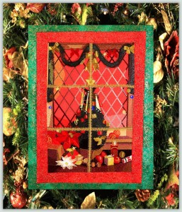 BFC0986 A Christmas Window-