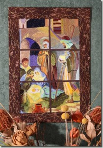 BFC0990 Window-The Light of the Nativity