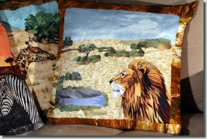 BFC0992 Safari Series-Lion