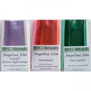 13 Angelina Film Sample Pack