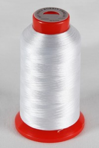 B5B2168-White Polyester Bobbin Thread