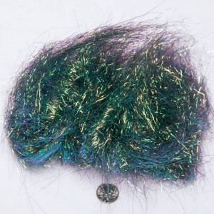 Crimped Peacock