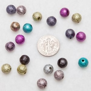 Mixed Stardust Beads