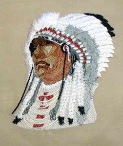 BFC0142 Native American Men - 1