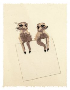 BFC31325 Meerkat Pocket Topper