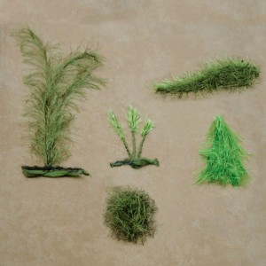 Tutorial: Making Foliage with Fibers