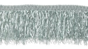 Multiple Strand Lush Fringe - Soft Blue