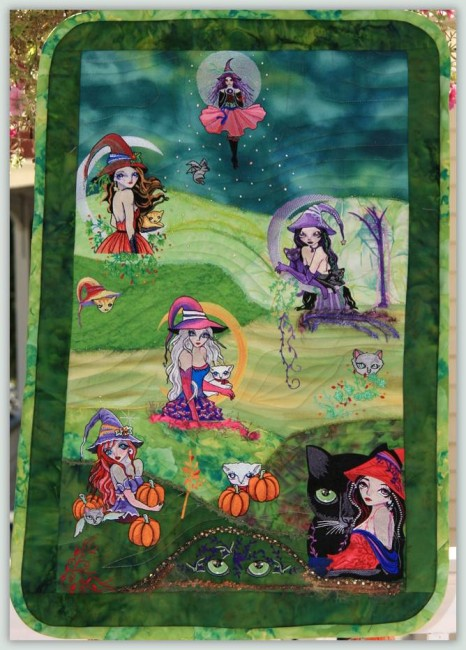 BFC1005 Fantasy Ladies - Fairy Witchery