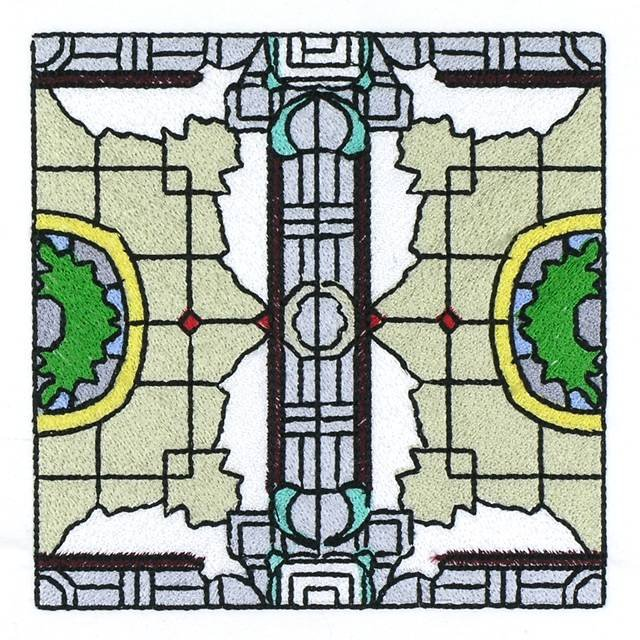BFC30668 BFC1026 Stained Glass Tiles II - 01