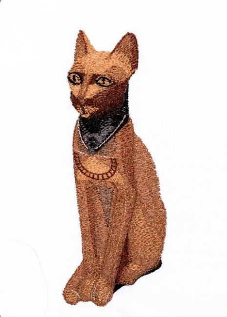 BFC1210 Cats in Ancient Egypt