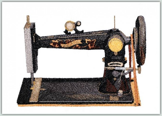 BFC1212 Vintage Sewing Machines