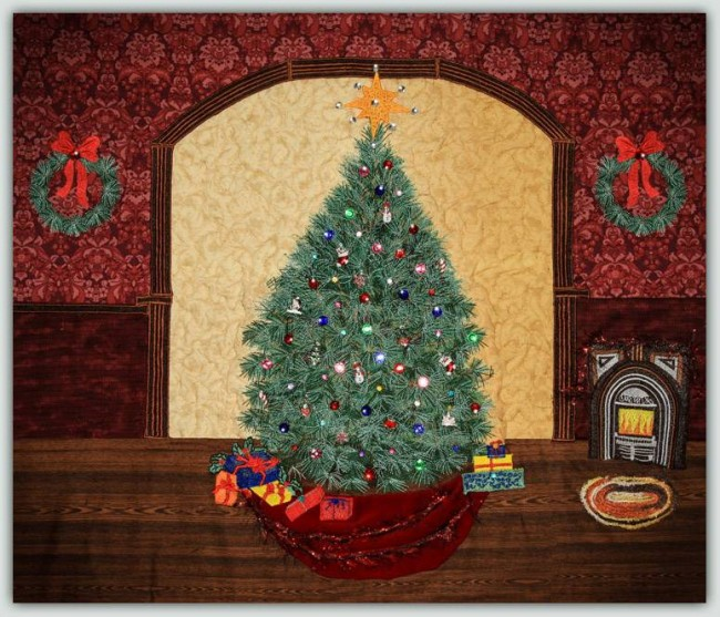 BFC1220 Large Christmas Tree Thread Kit