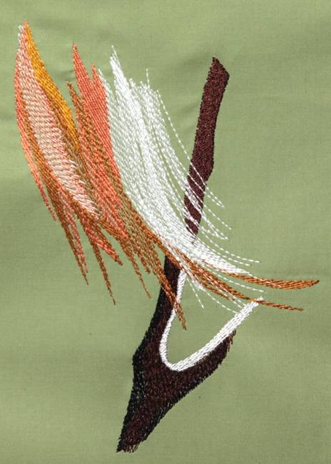 BFC1235 Large Greater Bird of Paradise
