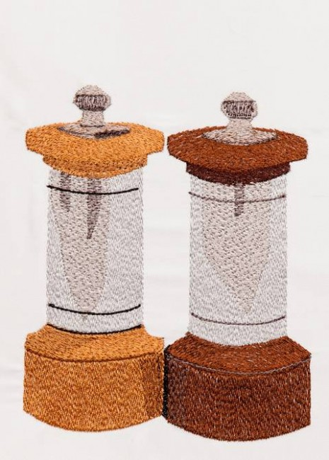 BFC1296 Salt and Pepper Shakers