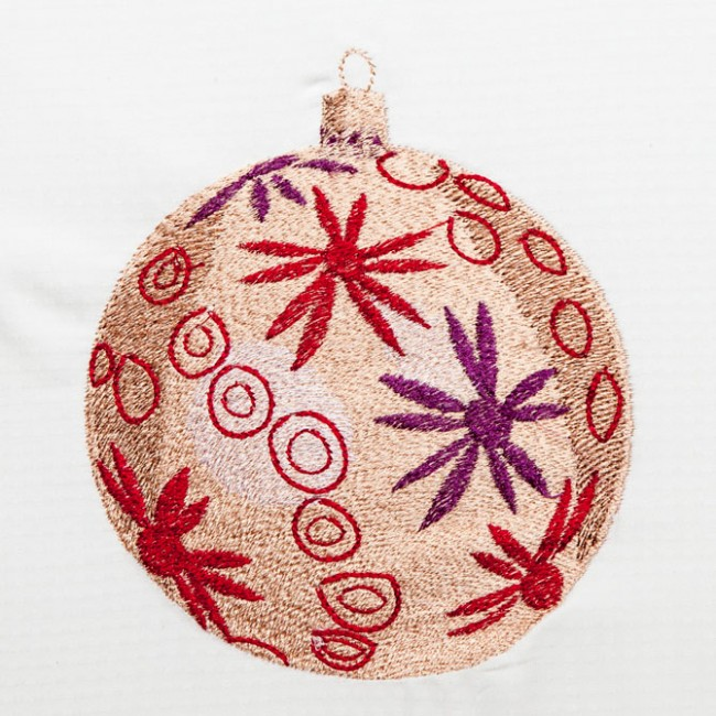 BFC1338 Christmas Tree Ornaments II