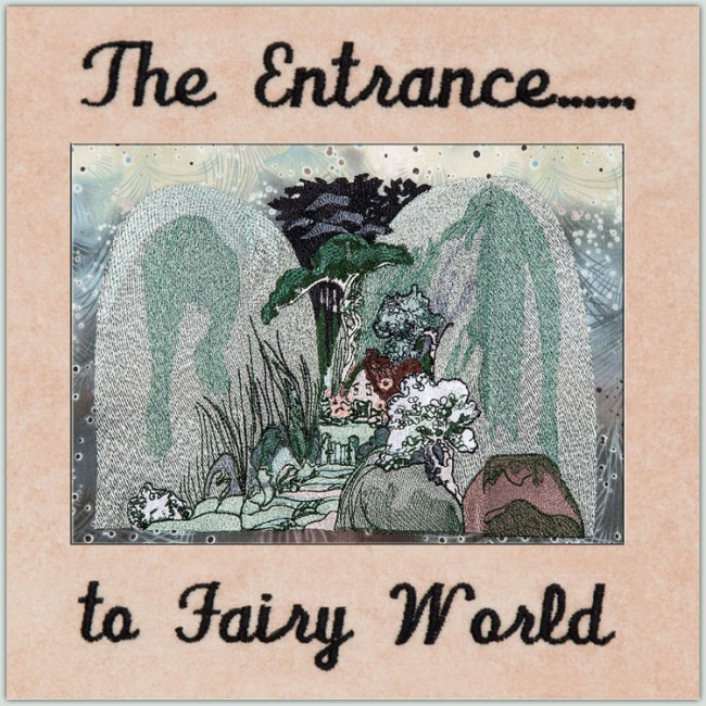 BFC1363 Fairy World - Entrance