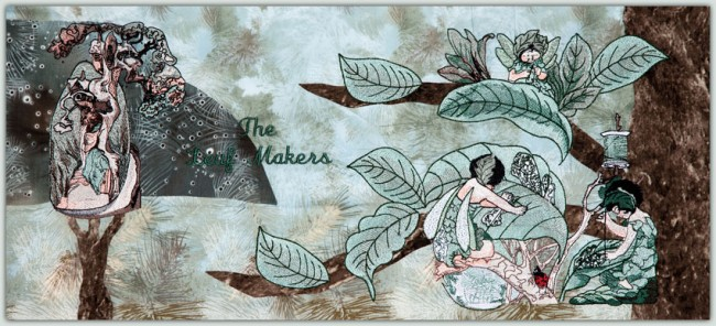 BFC1364 Fairy World - The Leaf Makers