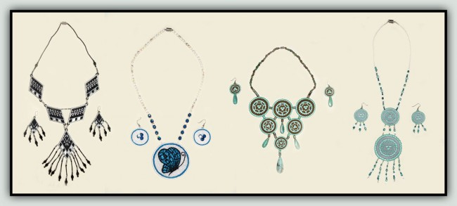 BFC1432 Bead it or Not Fashion Jewelry