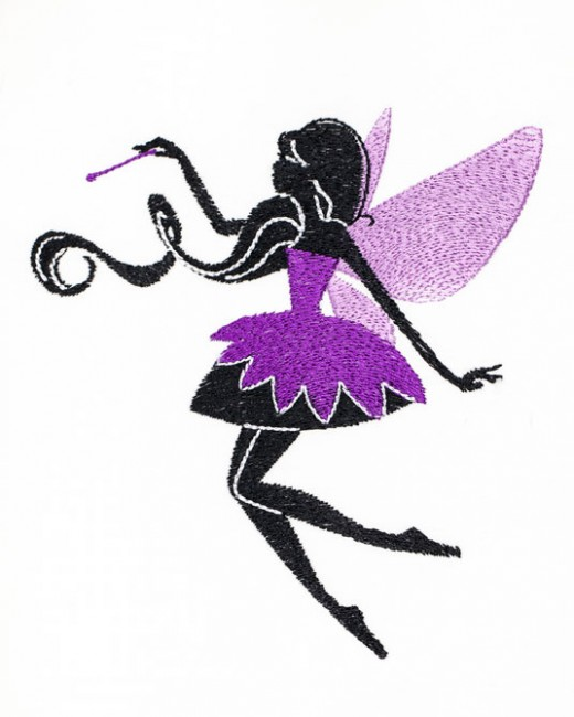 BFC1461 Fanciful Fairies