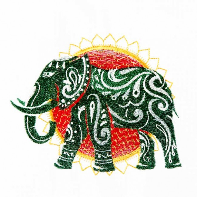 BFC1486 Decorative Elephants