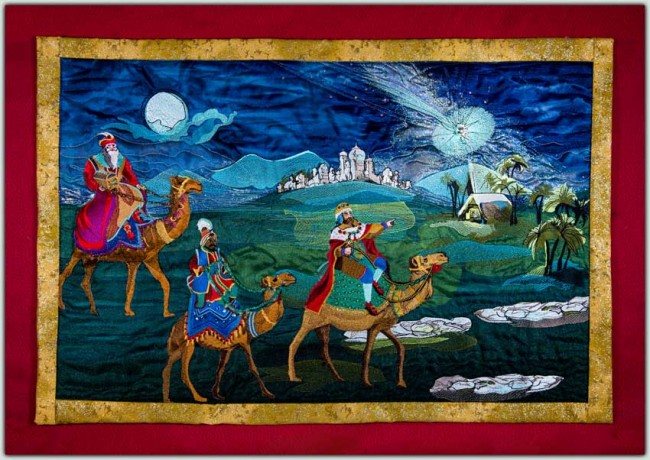 BFC1503 Approach of the Three Kings - Melchior