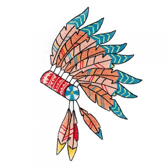 BFC1506 Native American Headdresses