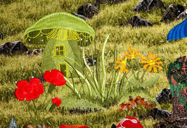 BFC1605 Fairy Gardening Cottages