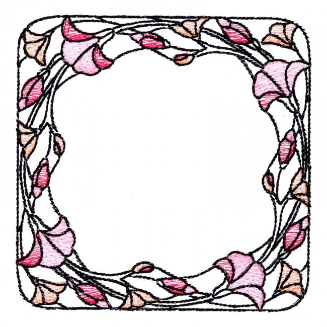 BFC1640 Stained Glass Borders- Fun Set