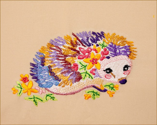 BFC1643 Ching Chou's The Magical Hedgehog
