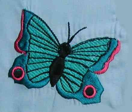 BFC0167 Butterfly Pack