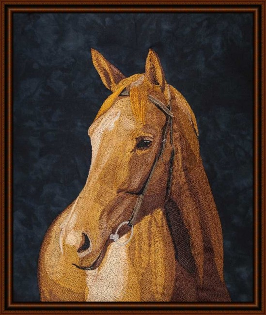 BFC1678 Large Horse Portrait