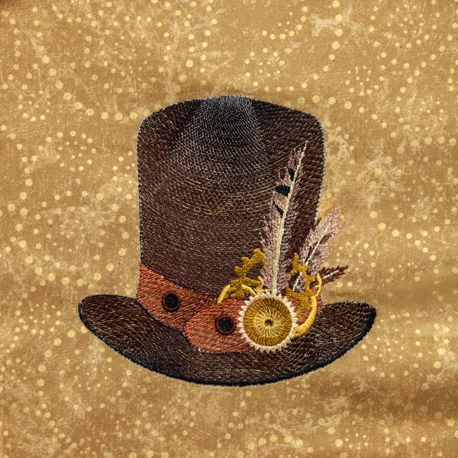 BFC1740 Steampunk Hats -03