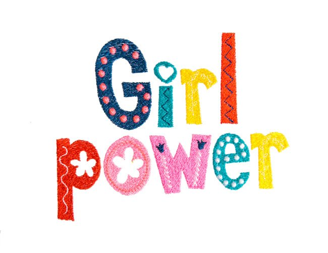 BFC1741 Girl Power Fun Set