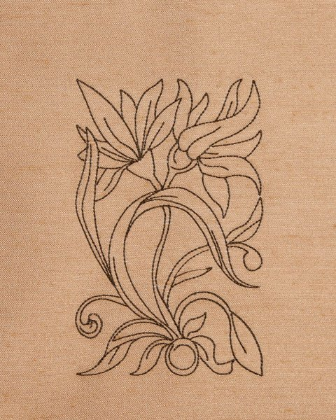 BFC1816 Art Nouveau Quilting Elements