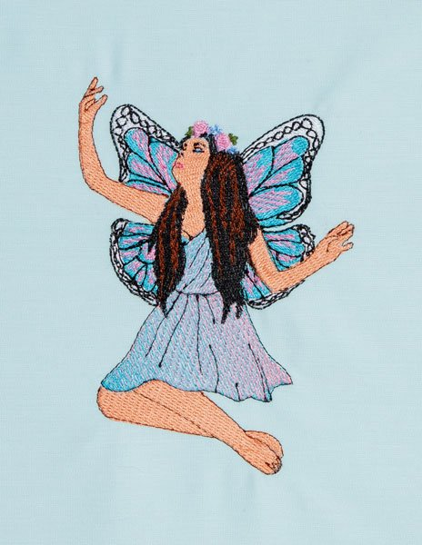 BFC1832 The Butterfly Fairy