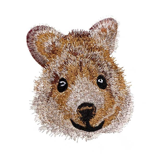 BFC31576 Happy Quokka