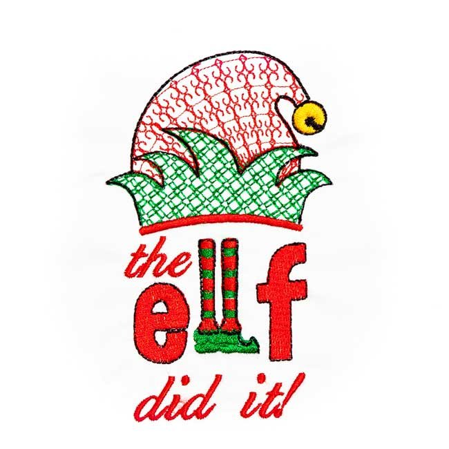 BFC1935 The Elf Did It