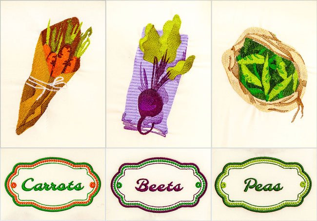 BFC1971 Kitchen Series - Veggies