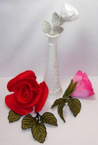 BFC0213 Lace Sculpture - The Rose