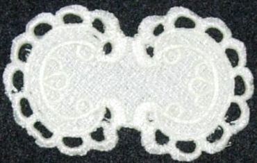 BFC0219 White Lace