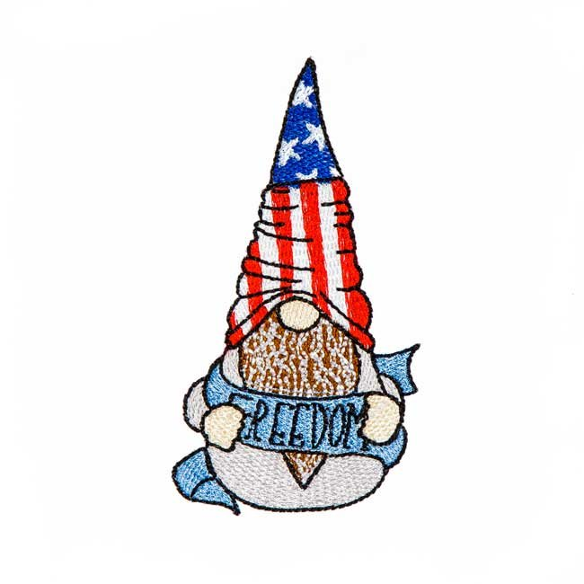 BFC31579 Gnome for Freedom