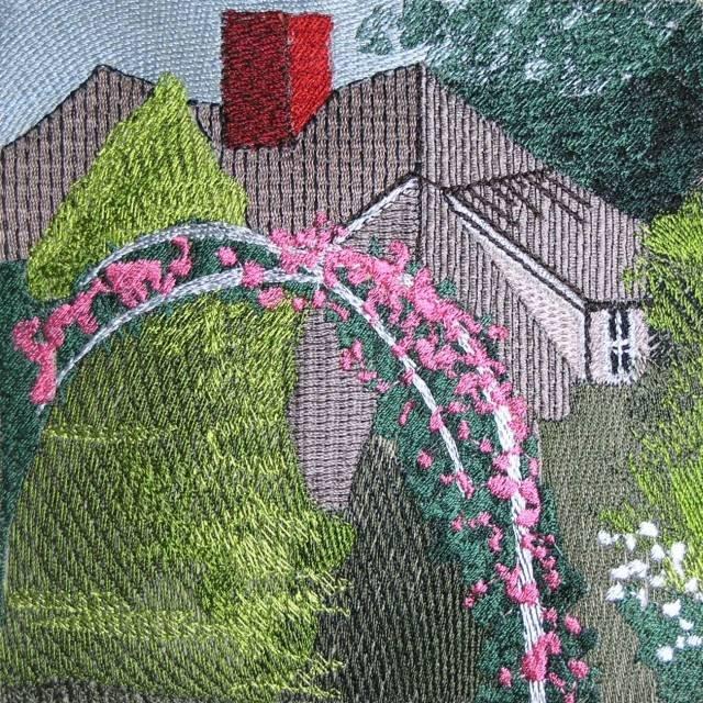 Bfc windows rose cottage