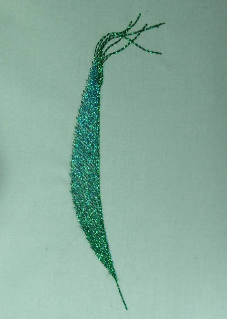 BFC0462 Peacock Feathers