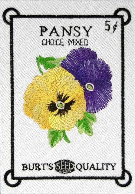 BFC0483 Seed Packets - Flowers 08