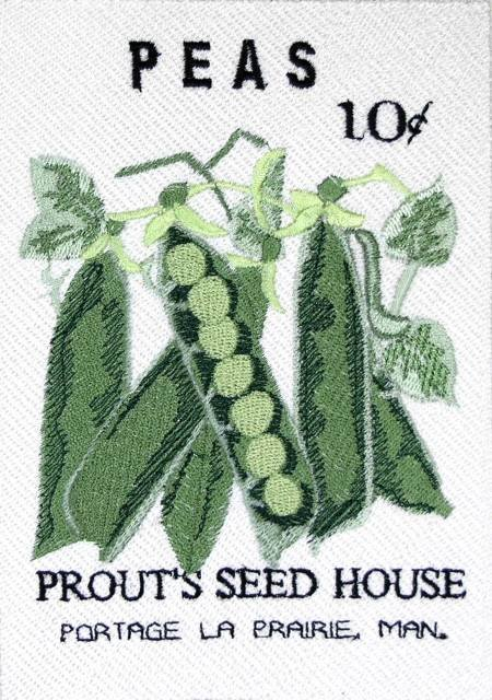 BFC0487 Seed Packets - Veggies 05