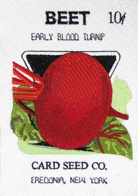 BFC0487 Seed Packets - Veggies